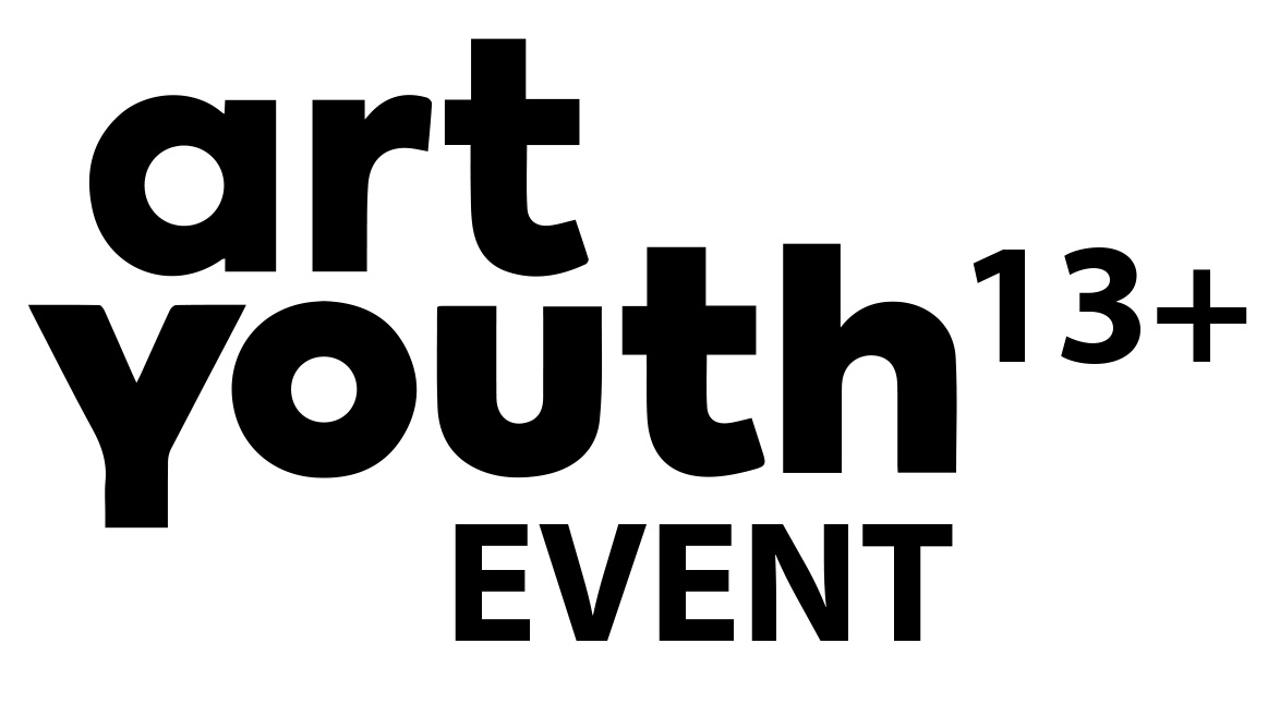 Youth art event logo