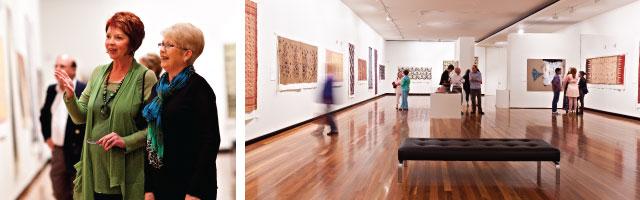 Gallery members